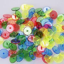 Marcadores de green multicolores plasticos x 30 Und