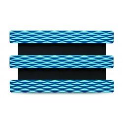 Hebilla Adidas Azul Trophy para cinturón