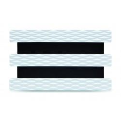 Hebilla Adidas Blanca Trophy para cinturón