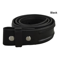 Cinturón Adidas Negro Talla 34 de cuero (solo correa no Hebilla)