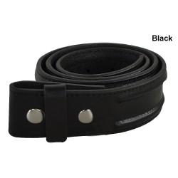 Cinturón Adidas Negro Talla 36 de cuero (solo correa no Hebilla)