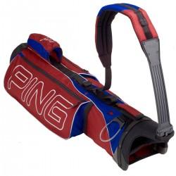 Talega o bolsa Ping MoonLite II series Azul/Roja Carry