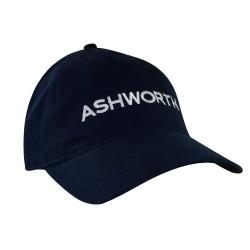 Gorra Ashworth Azul Oscura Core Cresting Logo Cachucha