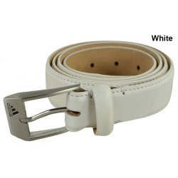 Cinturón Adidas Talla 30 Performance Blanco