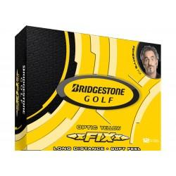 Bolas Bridgestone Amarillas xFIXx Docena (12 Unidades)