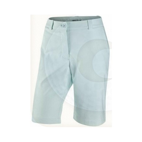 Shorts Pantalón corto Nike dama Tech Class Rise Blanco