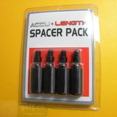 Espaciador alarga palos AccuLength paquete de 4 un.