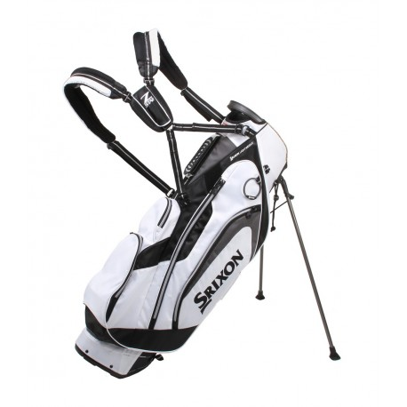 Talega o bolsa Srixon de parar o patitas Pure White light weight