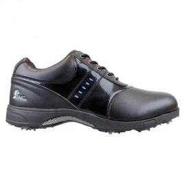 Zapatos Palm Spring 7M Hombre Cásico Saddle Negro