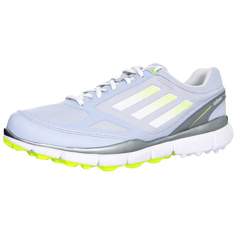 online retailer 9b6a3 8a63a Zapatos Adidas Dama Adizero Sport II Gris - Amarillo limón l