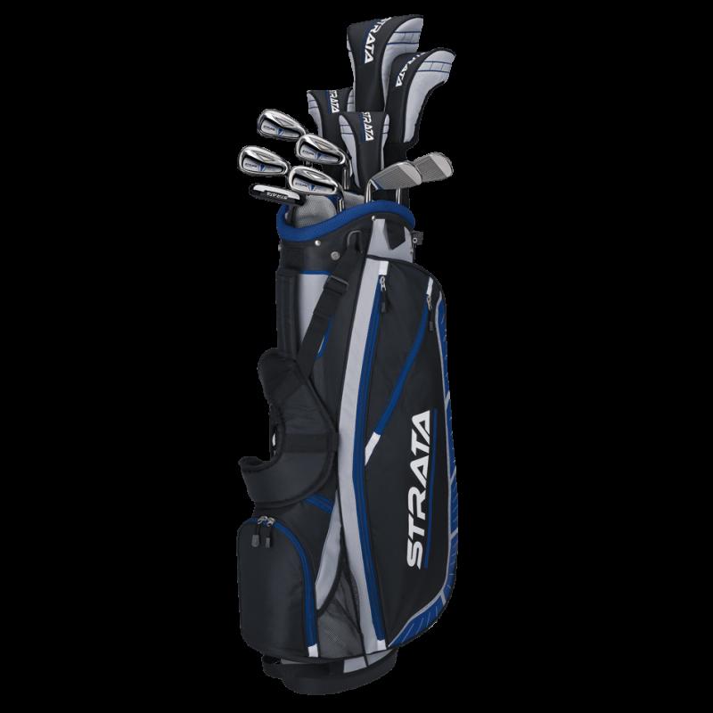 870b30bb4061f Set completo Callaway Strata PLUS 16 piezas para Hombre palos de golf