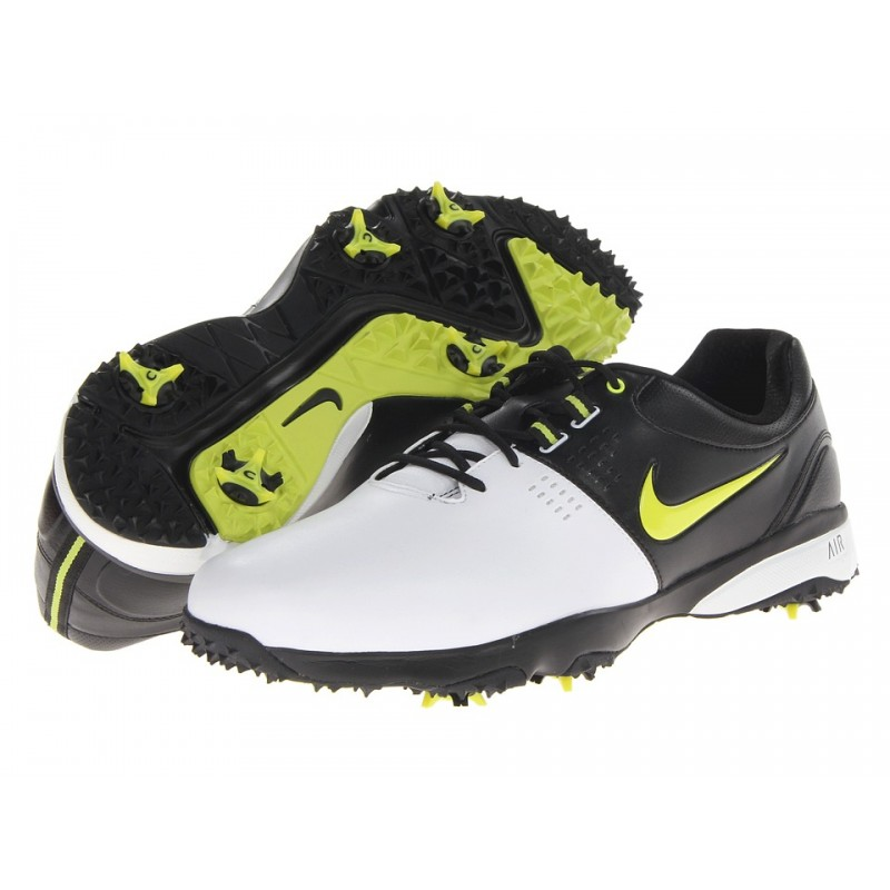 best loved ae375 f37a6 Zapatos Nike Air Rival III BlancoNegroVerde Medium. Loading zoom