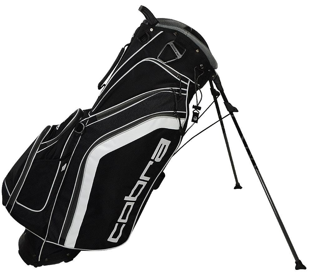 aceleración Salón recompensa  Talega o bolsa de golf Cobra Negra Fly-Z parar patitas Stand