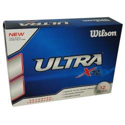 Bolas Wilson Ultra XLT 12 Und Blancas