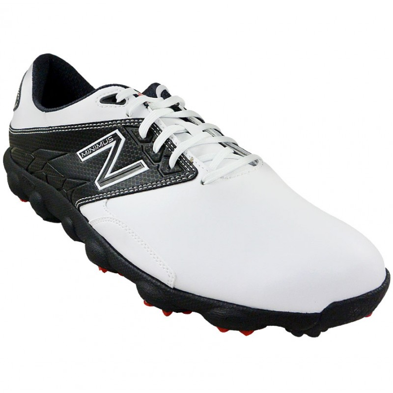 sale retailer cfb5c 17d52 Zapatos New Balance Minimus LX 11.5M Blanco Negro Hombre