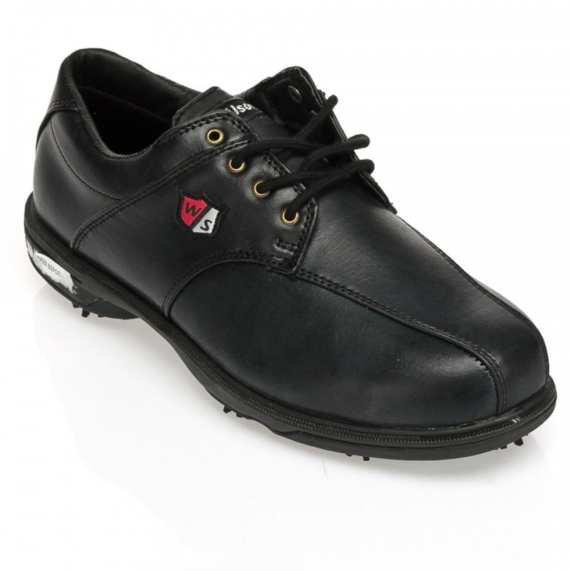 factory authentic 15f89 d042f Zapatos Wilson Staff MatchPlay Negro Hombre. Loading zoom