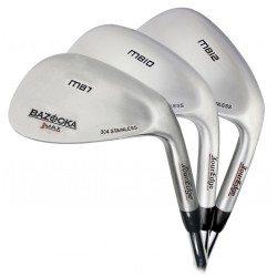 Wedge Tour Edge Approach AW 52º (ó GW Gap) Bazooka JMax 3 Acero RH