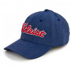 Gorra Titleist Azul Talla S/M Performance Heather Navy