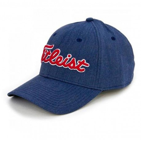 Gorra cachucha Titleist Azul Talla M Performance Heather Navy