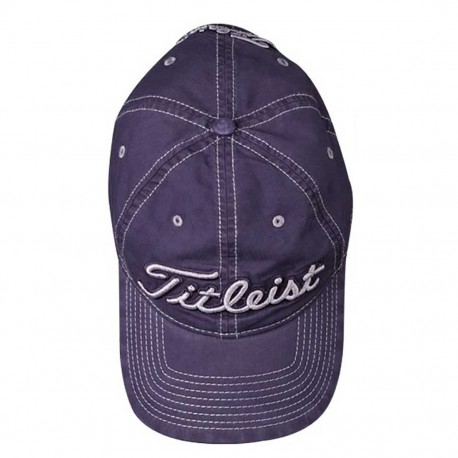 Gorra Titleist Uva Pigment Dyed Grape Talla única