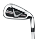 Wedge Callaway ZURDO Sand SW 55° Senior EDGE Grafito Light Hombre