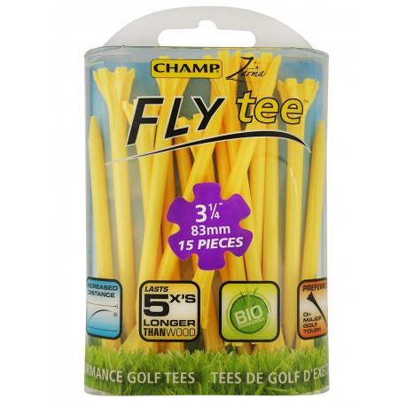 Tees Plásticos 83mm 3 1/4¨ Marca Champ-Fly tee