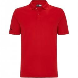 Camiseta Callaway S Pequeña Roja Tango Opti Dri polo hombre