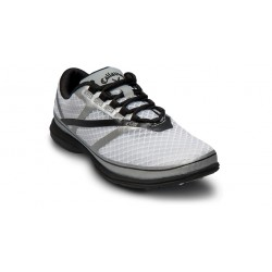 Zapatos de golf Callaway 5.5M Dama Solaire SE Blanco, Plata y Negro