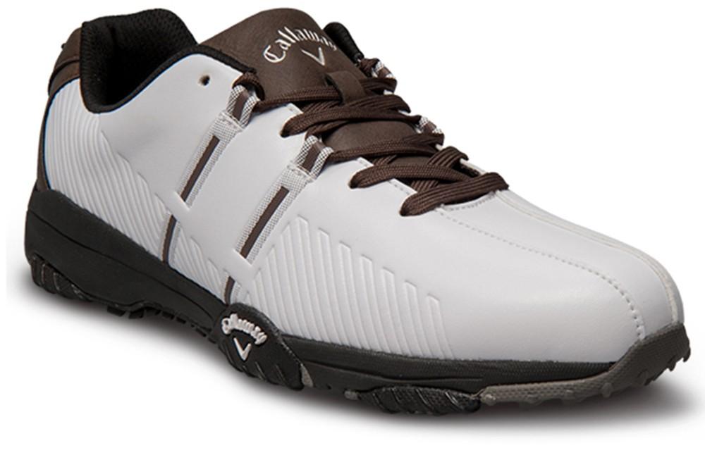 ed88daff94fd6 Zapatos Callaway Chev Comfort 2016 Blancos con Café Hombre
