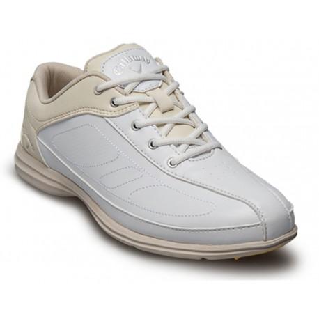 Zapatos Callaway DAMA ANCHO Cirrus Blanco y Hueso