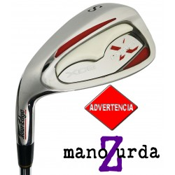 Wedge Tour Edge ZURDO Sand SW 55º Exotics XCG Acero Uniflex