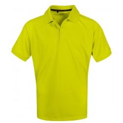 Camiseta Adidas NIÑO Mediana M Limón Limeade Solid Polo