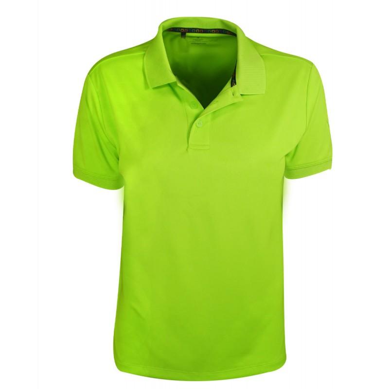 camiseta adidas niño verde