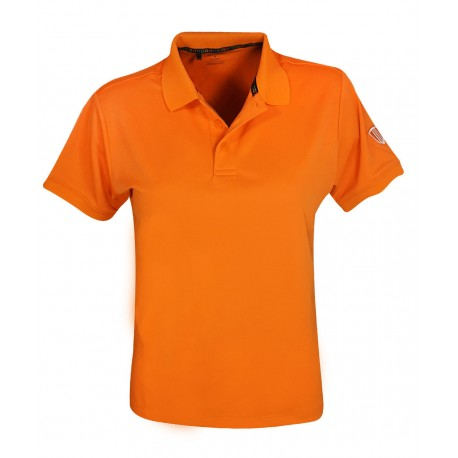 Camiseta Adidas NIÑO Mediana M Naranja Orange Solid Polo