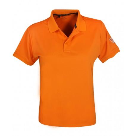 Camiseta Adidas NIÑO Mediana M Naranja Orange Solid Polo