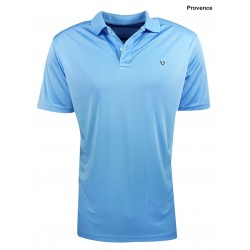 Camiseta Callaway L Grande Azul Opti Dri Provence Blue polo hombre