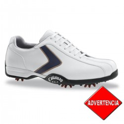 Zapatos Callaway NIÑO X series Blanco Chev Junior