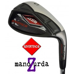 Wedge Tour Edge ZURDO Sand SW 56º Exotics XCG6 Acero