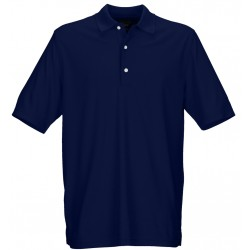 Camiseta Greg Norman XXXL Triple Extra Grande Azul Navy Protek Micro Pique hombre Polo