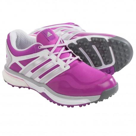Zapatos Adidas Dama Rosado Adipower Sport Boost