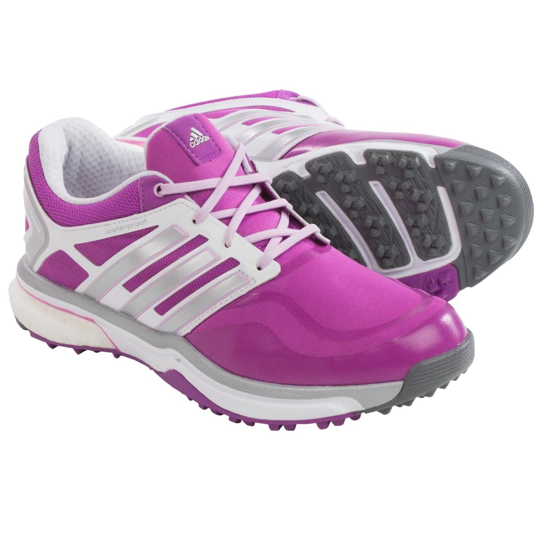 30c2ec77 Venta Online de Zapatos de golf Adidas Rosado Adipower Sport Boost