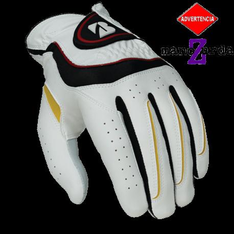 Guante Bridgestone ZURDO ML Medio Grande Soft Grip Cuero cabretta y sintético