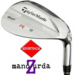 Wedge Taylormade ZURDO Gap GW 49° Senior Grafito RSi 1 LH