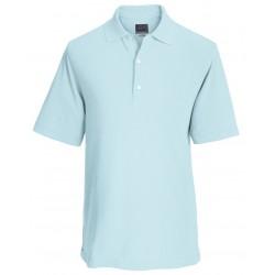 Camiseta Greg Norman S Pequeña Azul Polar Protek Micro Pique hombre Polo