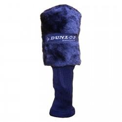 Cobertor Dunlop Madera 3 Headcover Azul protector Felpudo Navy