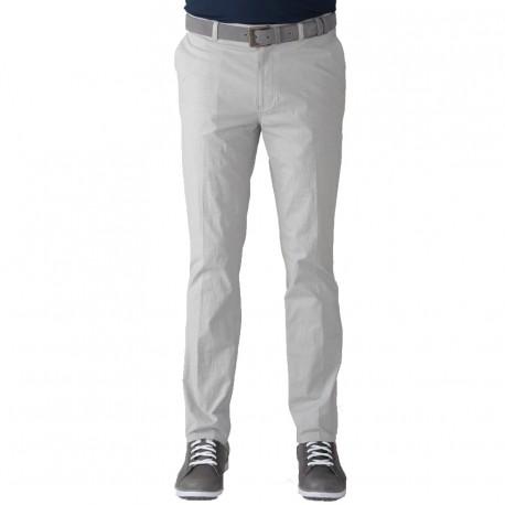 Pantalón Ashworth 38 Gris claro rayado stretch