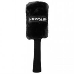 Cobertor Dunlop Madera 3 Headcover Negro protector Felpudo