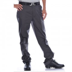 Pantalón de golf Ashworth 40 Gris Oscuro rayado stretch