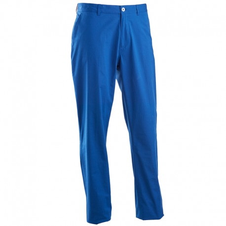 Pantalón Ashworth 32 Azul Costero rayado stretch