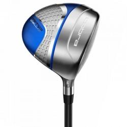 Madera Cobra AMP Cell-S 5W 18° Stiff Grafito Azul RH